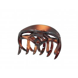 PINCE A CHEVEUX CRABE 90x55mm