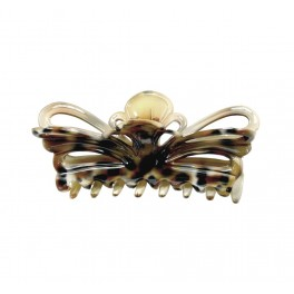 PINCE A CHEVEUX CRABE 90x48mm