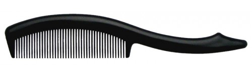 Mustache combs and brushes