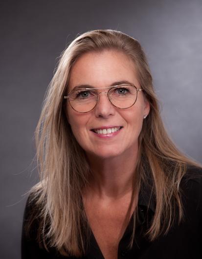 Barbara Lenoir dirigeante de la société BAVOUX INDUSTRIES