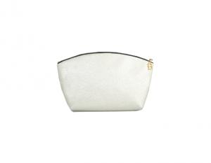 Trousse de toilette demi-lune Perle 28x8x18cm #3353
