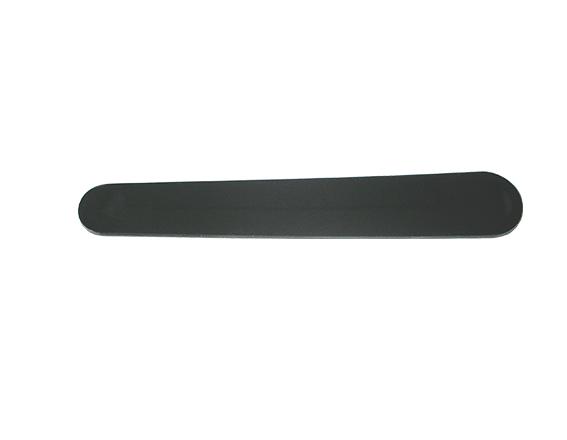 Spatule large noire BAVOUX INDUSTRIES